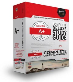 CompTIA A+ Complete Certification Kit: Exams 220-901 and 220-902 (Paperback)-cover