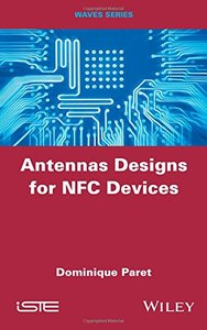 Antennas Designs for NFC Devices (Hardcover)-cover