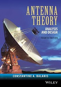Antenna Theory: Analysis and Design (Hardcover)(美國原版)-cover