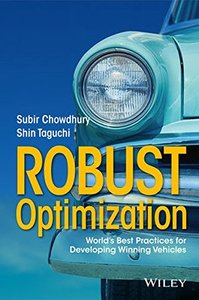 Robust Optimization: World's Best Practices for Developing Winning Vehicles (Hardcover)-cover