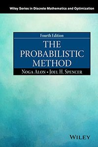 The Probabilistic Method (Hardcover)-cover