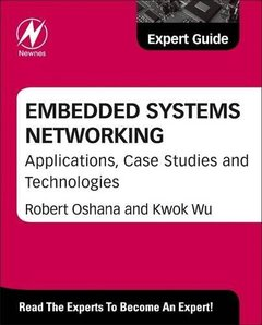 Embedded Systems Networking: Applications, Case Studies and Technologies (Hardcover)-cover