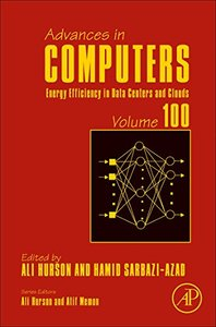Energy Efficiency in Data Centers and Clouds, Volume 100 (Hardcover)-cover