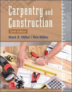 Carpentry and Construction, 6/e (Paperback)-cover