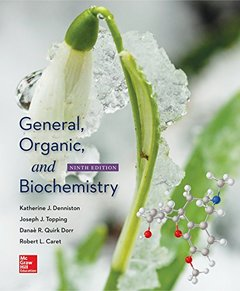 General, Organic, and Biochemistry (Hardcover)-cover
