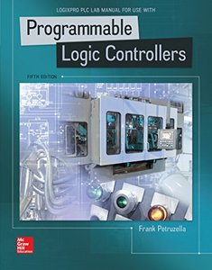 LogixPro PLC Lab Manual for Programmable Logic Controllers (Paperback)-cover