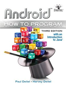 Android How to Program, 3/e (Paperback)-cover