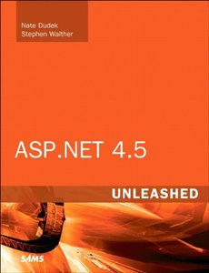 ASP.NET 4.5 Unleashed (Paperback)-cover