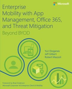 Enterprise Mobility with App Management, Office 365, and Threat Mitigation: Beyond BYOD (Paperback)-cover