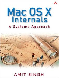 Mac OS X Internals: A Systems Approach (Paperback)-cover