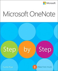 Microsoft OneNote Step by Step (Paperback)-cover