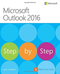 Microsoft Outlook 2016 Step by Step ( Step by Step )-cover