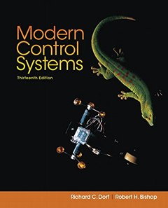 Modern Control Systems, 13/e (Hardcover)-cover