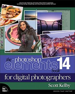 The Photoshop Elements 14 Book for Digital Photographers (Paperback)-cover