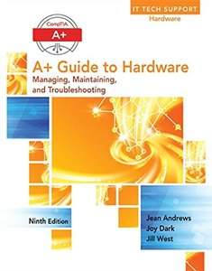 A+ Guide to Hardware (Hardcover)-cover