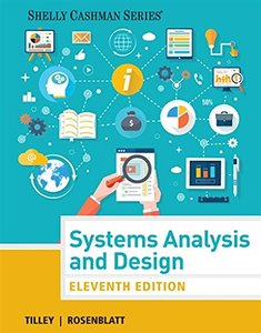 Systems Analysis and Design (Hardcover)-cover