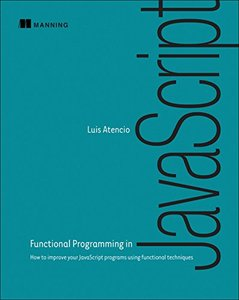 Functional Programming in JavaScript (Paperback)-cover