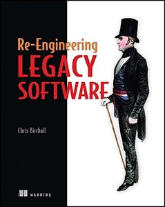 Re-Engineering Legacy Software (Paperback)-cover
