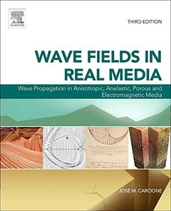 Wave Fields in Real Media, 3/e(Hardcover)-cover
