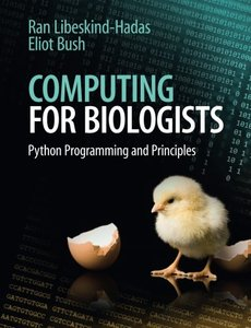 Computing for Biologists: Python Programming and Principles-cover