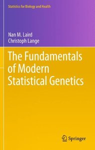 The Fundamentals of Modern Statistical Genetics(Hardcover)-cover