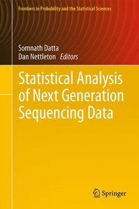 Statistical Analysis of Next Generation Sequencing Data (Hardcover)-cover
