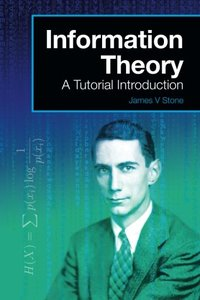 Information Theory: A Tutorial Introduction (Paperback)-cover