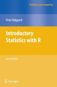 Introductory Statistics with R,  2/e (Paperback)-cover