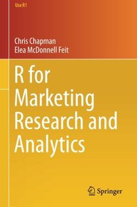 R for Marketing Research and Analytics (Paperback) (快遞進口)-cover