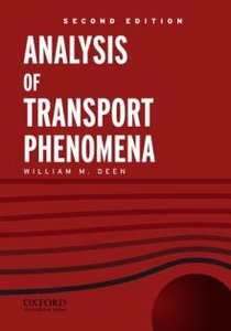 Analysis of Transport Phenomena (Paperback)-cover