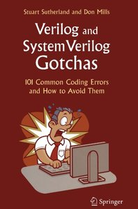 Verilog and SystemVerilog Gotchas: 101 Common Coding Errors and How to Avoid Them(快遞進口)-cover