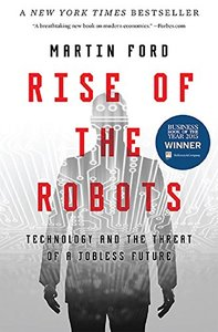 Rise of the Robots: Technology and the Threat of a Jobless Future( Hardcover)-cover