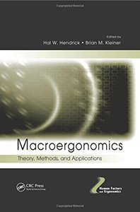 Macroergonomics: Theory, Methods, and Applications(Hardcover)-cover