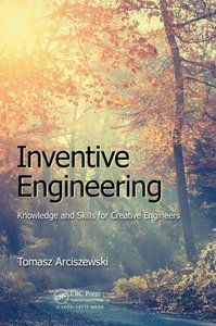 Inventive Engineering: Knowledge and Skills for Creative Engineers(Paperback)-cover