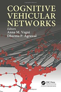 Cognitive Vehicular Networks (Hardcover)-cover