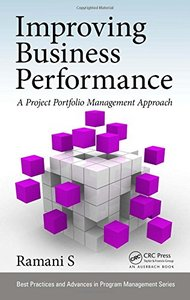 Improving Business Performance: A Project Portfolio Management Approach(Hardcover)-cover
