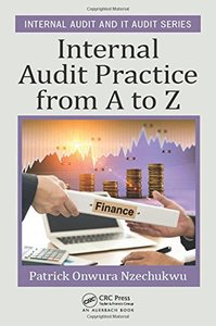 Internal Audit Practice from A to Z(Hardcover)-cover