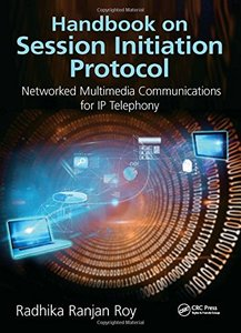 Handbook on Session Initiation Protocol: Networked Multimedia Communications for IP Telephony(Hardcover)-cover
