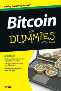 Bitcoin For Dummies(Paperback)-cover