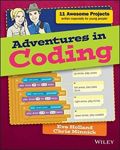 Adventures in Coding(Paperback)-cover
