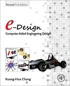 e-Design: Computer-Aided Engineering Design(Hardcover)-cover