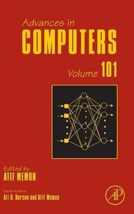 Advances in Computers, Volume 101(Hardcover)-cover