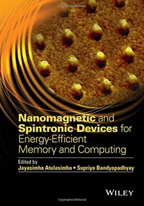 Nanomagnetic and Spintronic Devices for Energy-Efficient Memory and Computing(Hardcover)-cover