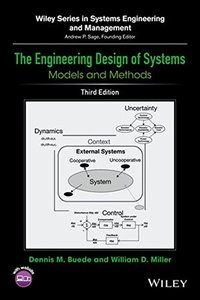 The Engineering Design of Systems: Models and Methods, 3/e(Hardcover)-cover
