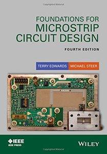 Foundations for Microstrip Circuit Design, 4/e (Hardcover)-cover