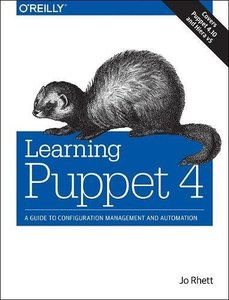 Learning Puppet 4(Paperback)-cover