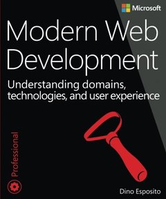 Modern Web Development: Understanding domains, technologies, and user experience(Paperback)-cover