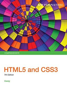 New Perspectives on HTML and CSS: Comprehensive, 7/e(Paperback)