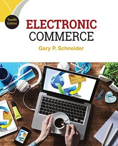 Electronic Commerce, 12/e (Paperback)-cover