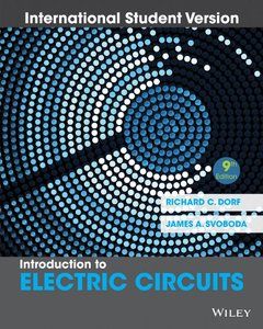 Introduction to Electric Circuits 9/e-cover